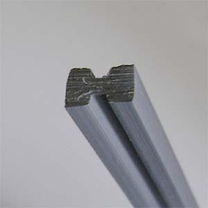 Junta de dilatação para cimento queimado